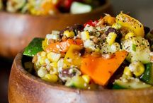 Grilling Veggie Style / by Anna Coffeen Long