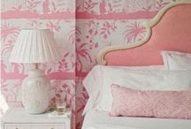 bedrooms / by Laurie Fitzpatrick