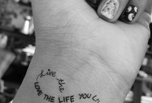 Tattoos / by Emily Mysinger