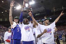 KU Basketball / by Stephen Sabo