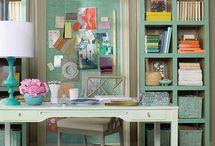 Home Offices / by Missy Bienvenu
