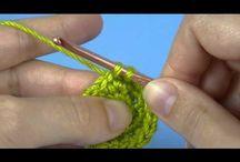 Crochet/Knitting Tutorials and Links / by Cynthia Puckett