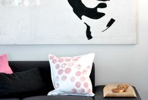 Living room love / by The Bold Abode