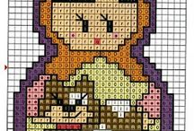 Cross stitch / by Jamie Farais