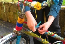 Yarn Bombing / by Nancy Pouder