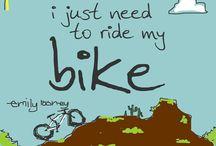 #MTB / Heading outdoors, loving it! / by Bonita Malherbe