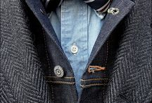 Boys. / Styles and inspiration used to dress my boyfriend. / by Victoria Tucker