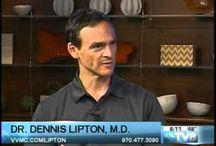 Health Tips  / Dr. Dennis Lipton is an internal medicine doctor at Vail Valley Medical Center. These are great health tips! / by Vail Valley Medical Center-Shaw Regional Cancer Center
