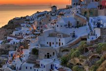 Places I'd LOVE to go / by Jennifer Derouen