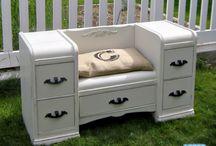 Furniture Revamp / by Scotti Oxford