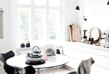 * Interior design * /  I'm in love with scandinavian style:)  / by Asma tulipa