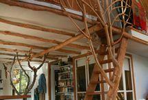 stair ideas for loft / by Trish Swoboda