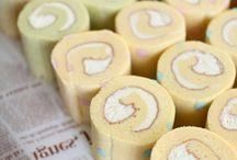 Cake rolls (^_^) / by Swee Foong Choo