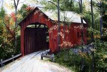 Covered Bridges / by Brenda Johnson