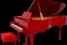 Piano my Love / by Morgan Johnson