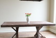 table / by Tonya Campbell