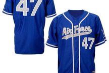 Baseball Jerseys / Military Baseball Jerseys - Air Force... / by PriorService.com