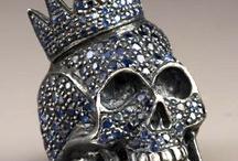 Skull Jewelry / by Jana Blair