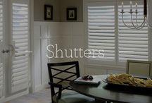 Shutters / Shutters / by Designer Window Fashions
