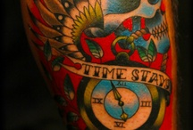 American Traditional tattoos / From episode 105 of Ink Master / by SPIKE Ink Master