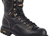 Georgia Logger Boots / by Georgia Boot