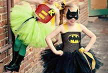 Cool costumes / If I had girls, I would want them to wear this for Halloween one year  / by Katrina Cheung