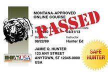 Montana / by Hunter Ed