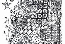 Zentangle / by Becky Guinn