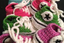 crocheting fun / by Deborah Rhodes Woleslagle