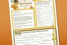 Thanksgiving / by Julie Gardner