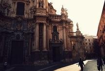 I love Murcia / by Lucia Millan Sanchez