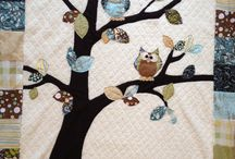 Baby Quilt / by Misty Hill