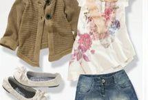 little girl clothes  / by Yolanda Ball