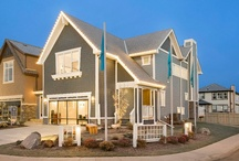 Exteriors / by Sabal Homes by Hopewell
