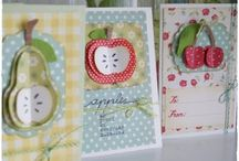 cards and scrapbooking / by Treva Barham