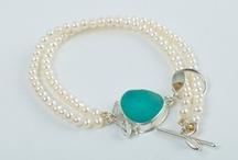 Sea Glass Jewelry / by Kathryn Wheatley