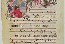 Calligraphy - Manuscripts / by Catherine Langsdorf