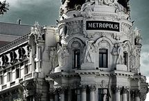 Madrid / by Rosa del Real