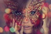 Masqued & Fabulous! / Face it... I don't want to see you! / by Rachel Nehf