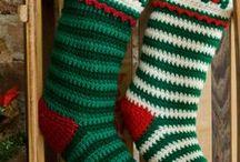 Crochet-Christmas / by Tassie Hare