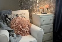 Baby Rooms / Inspiration for baby Parker's nursery! / by Jenna Truitt