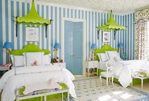 Kid's rooms we LOVE! / by Stray Dog Designs