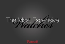 The Most Expensive Watches / A curated collection of our most expensive watches at www.watchesonnet.com / by WatchesOnNet.com