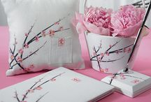 Cherry Blossom Party or Shower Ideas / So many beautiful ideas for a fabulous Cherry Blossom themed party or shower! / by Michelle Wise @ That Party Chick
