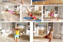 get fit / by Bella Martinez
