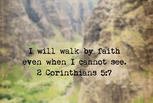 Faith and Scripture / by Joan Ciccarone