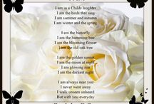 Quotes/Inspirational  / Sayings, poems etc. that I like. / by Penny