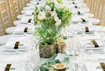 table settings / by Lauren Robinson