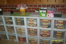 Classroom Organization / by Alicia Vilas