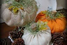 fall crafts / by Trudy Corle-Ferrante